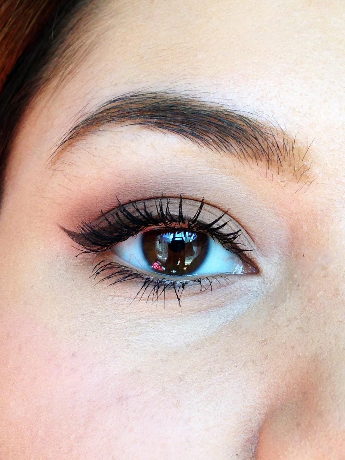My back to school eye makeup tutorial vogue beauty baditri Images