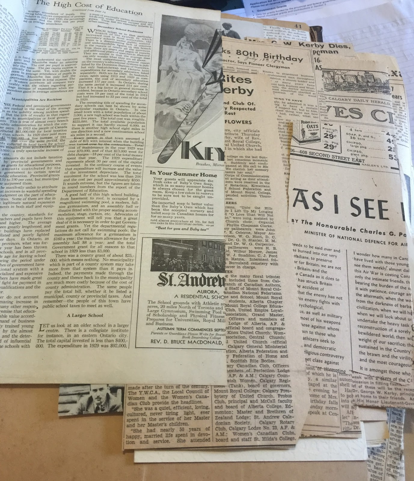 How to scrapbook newspaper -  Are Actually Filled With Newspapers And Articles Jammed In Between The Pages Awaiting A Quiet Moment To Organise A Moment Which Never Did Occur