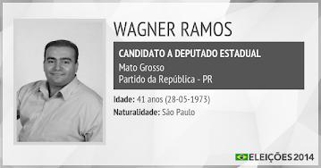 DEPUTADO ESTADUAL POR MT WAGNER RAMOS