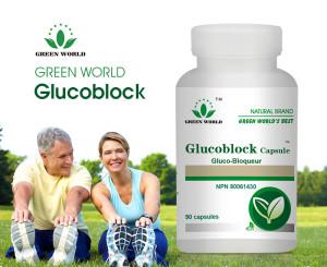 Glucoblock Capsule Obat Diabetes Melitus