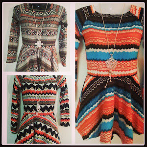 Tribal Peplum