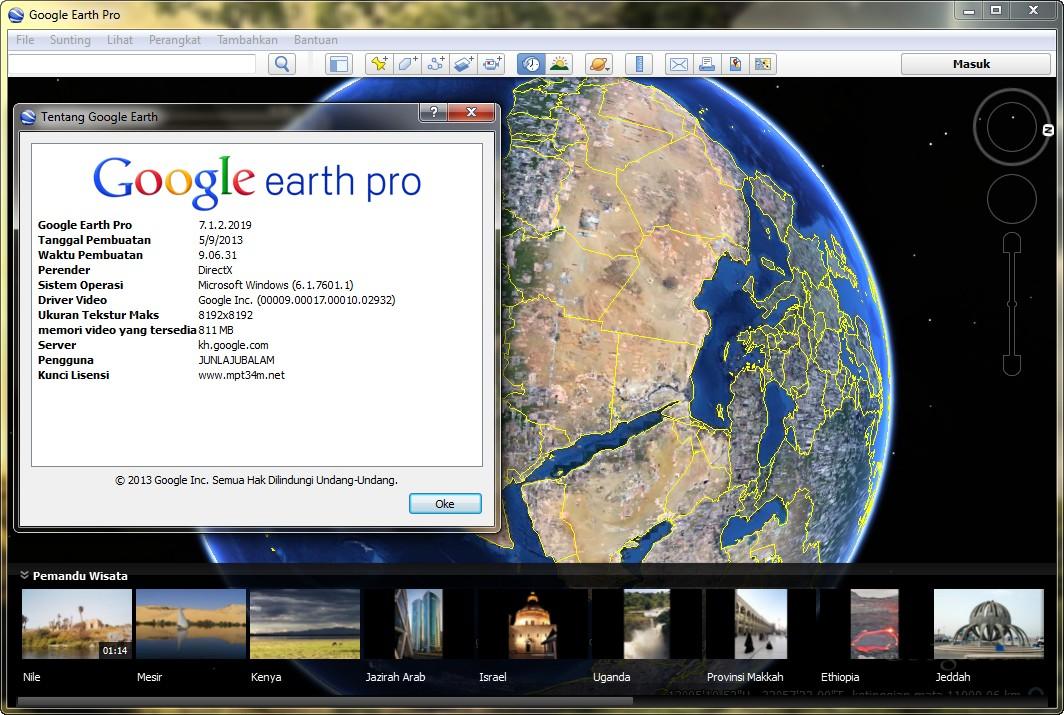 Google earth pro скачать бесплатно