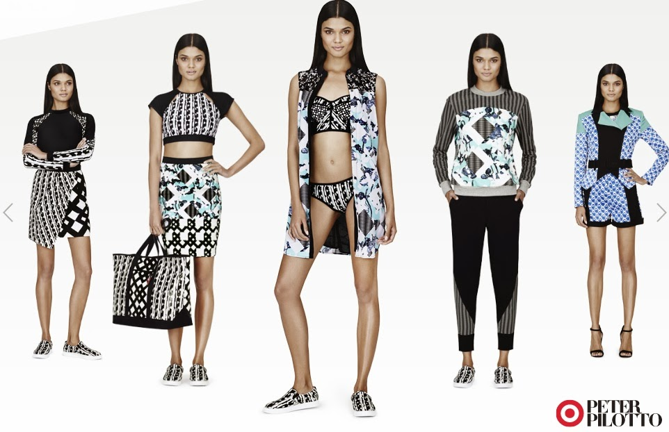 Peter Pilotto for Target collaboration