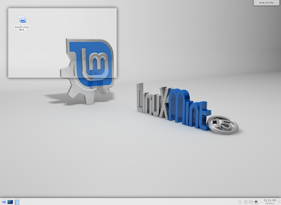Linux Mint 15 KDE RC