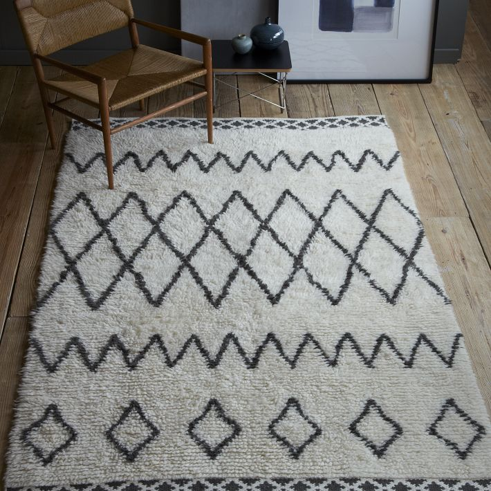 West Elm 5x8 499 00 This Is The One We Purchased And It S A Shedder For Real Wool Rugs Just Do While