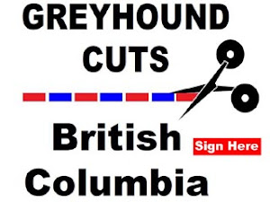 Sign the Greyhound Cuts Petition !