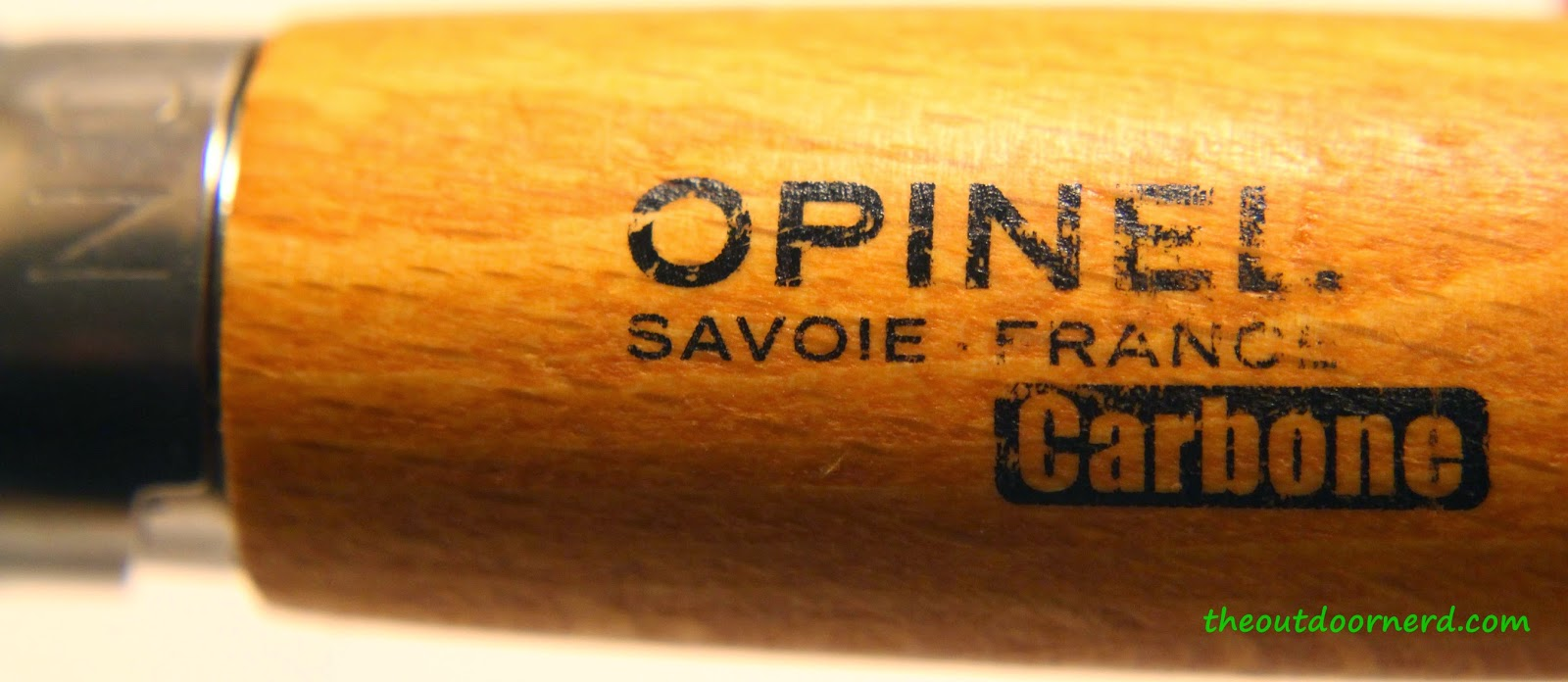 Opinel No. 8 Pocket Knife: Product View 6