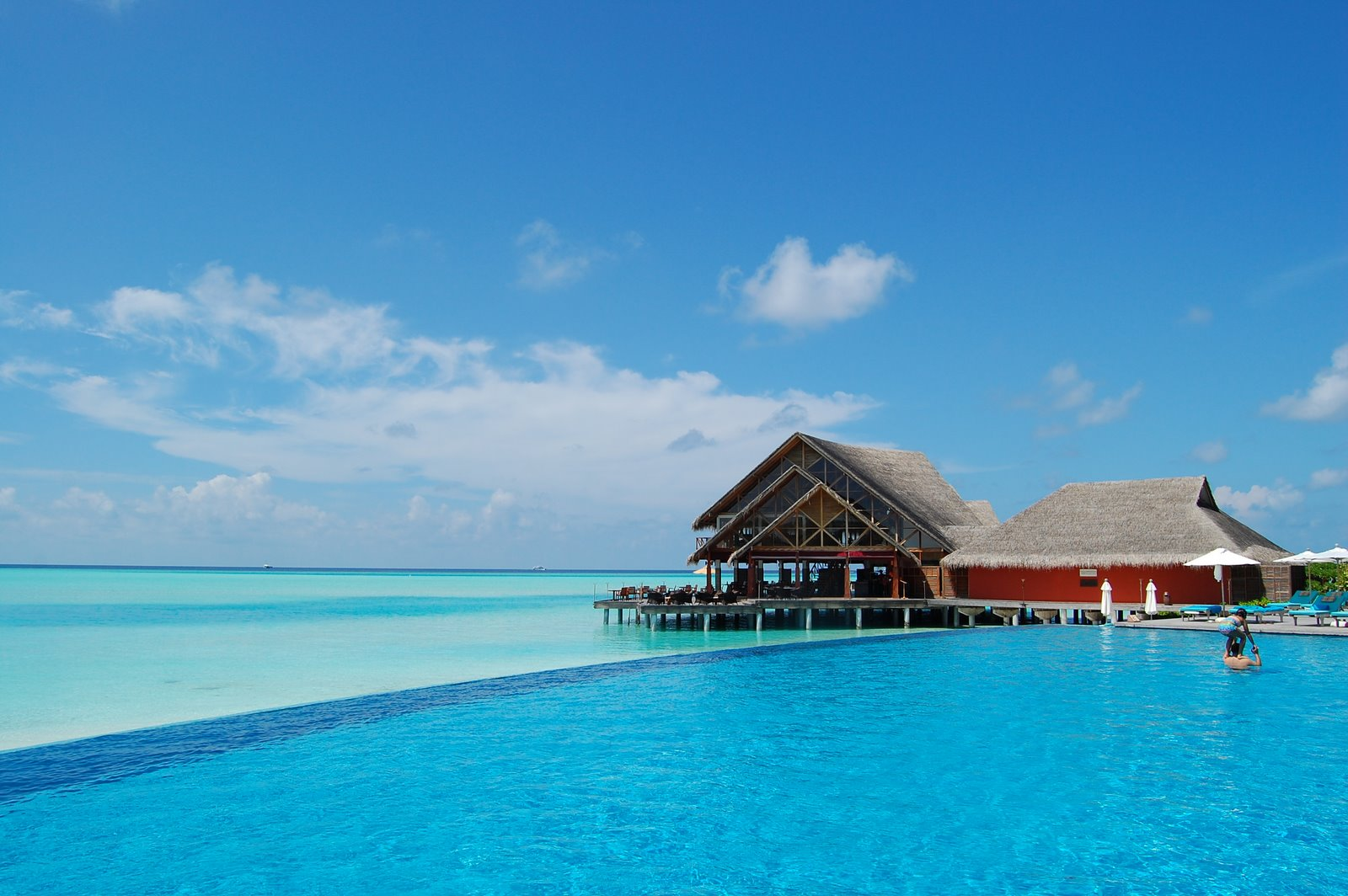 Sun Island Resort Spa Maldives Water Bungalow Home