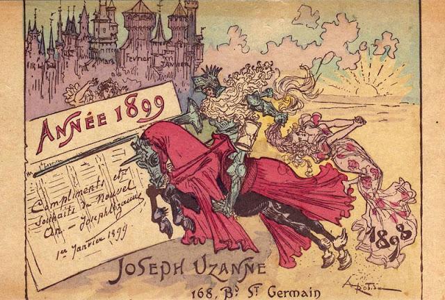 http://www.ebay.fr/itm/1899-Joseph-Uzanne-carte-de-voeux-par-Albert-Robida-Tres-rare-Tres-bon-etat-/231792632007