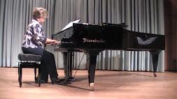 Lolina Rodríguez Martínez-concierto de piano,Granada 2011-