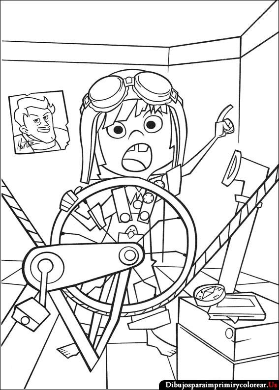 Imágenes de Up: Una Aventura de Altura - dibujos-animados.org