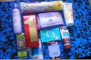 haul cosmetica