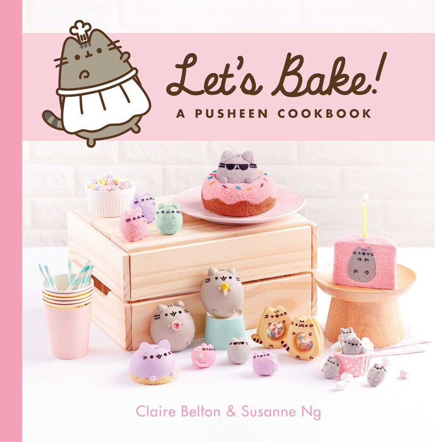 Pusheen Cookbook