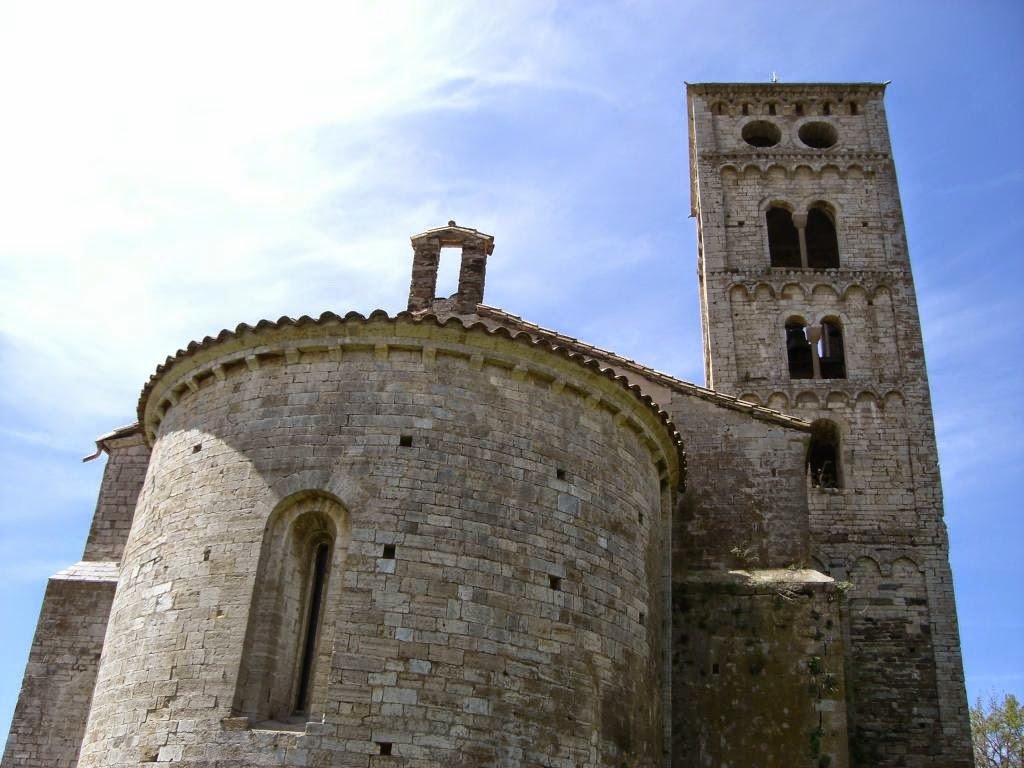 Romanesque church of Mollo