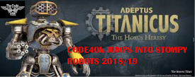 Titanicus Hits The Blog