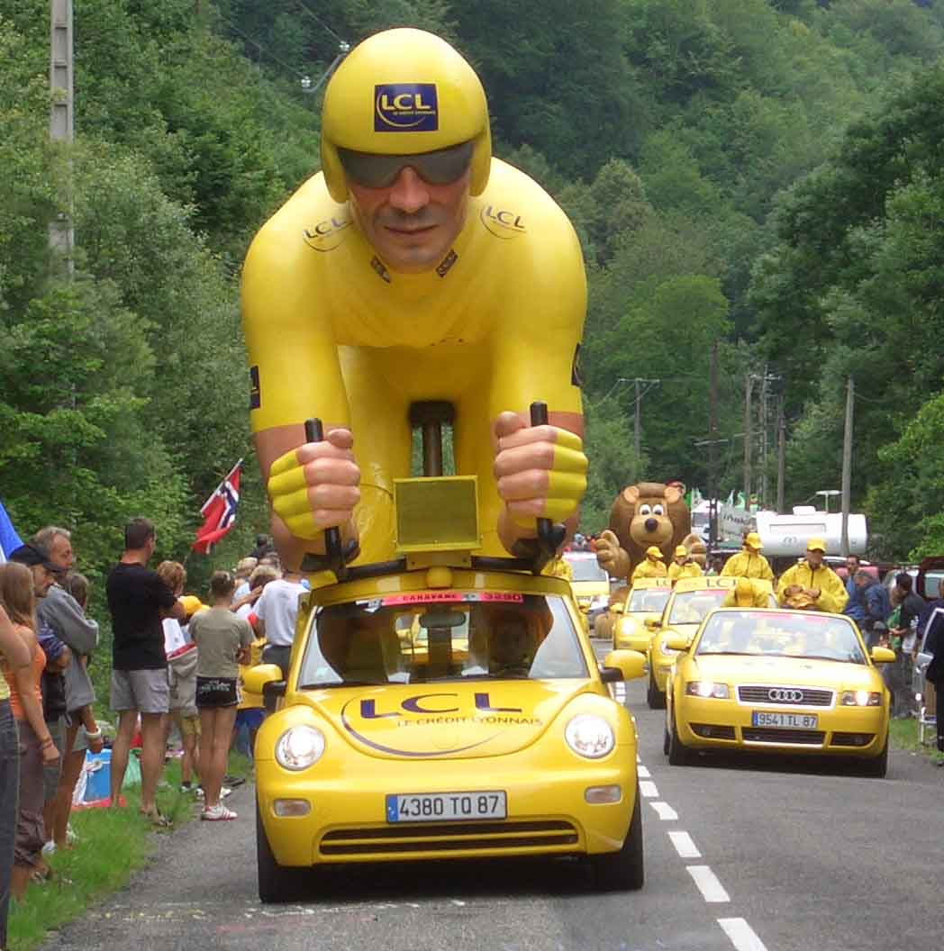 how to join the tour de france