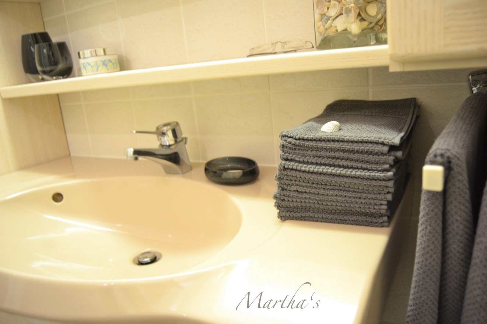 Martha s living   deco*: badezimmer make up