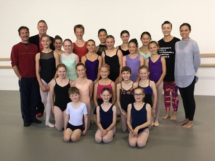 Autumn Ballet School 2016