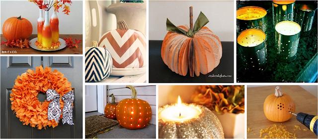 twenty8divine: Our 8 Favorite Autumn DIY's from Pinterest