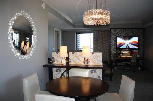 Cosmopolitan Hotel Las Vegas Bedroom Suite