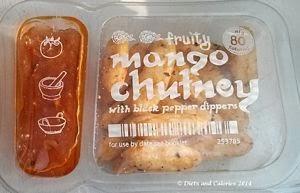 Graze Snack Box Mango Chutney
