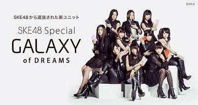 SKE48 e Galaxy