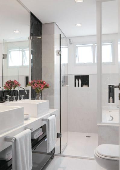 Meninna Hiperativa Cristã DICAS COMO DECORAR UM BANHEIRO -> Banheiro Pequeno Alugado