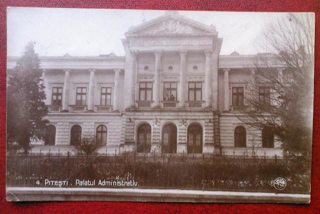 Palatul Administrativ din Pitesti