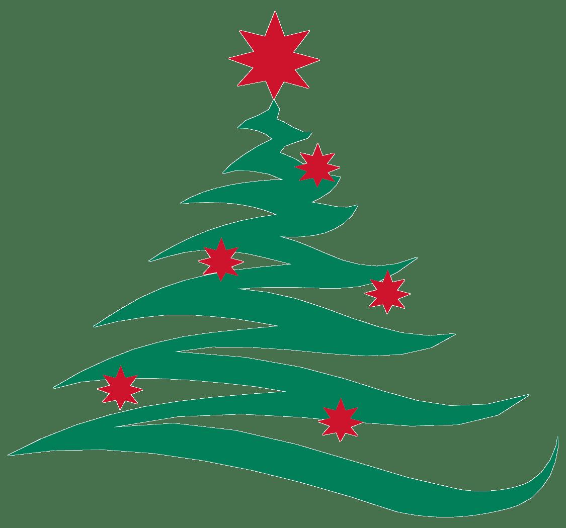 Christmas festival logo