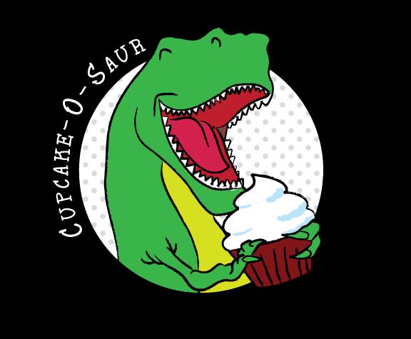 Cupcake-O-Saur