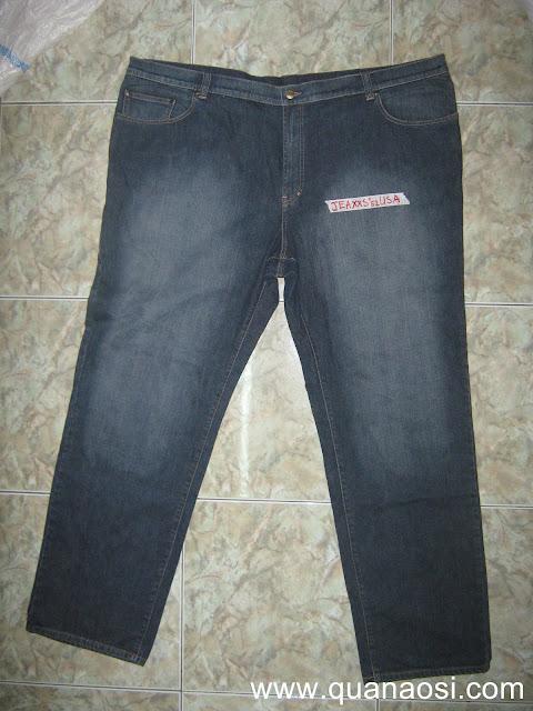Quần jean big size 52