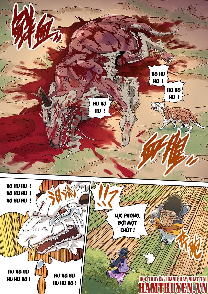 Quyền Bá Thiên Hạ chap 67 - Trang 9