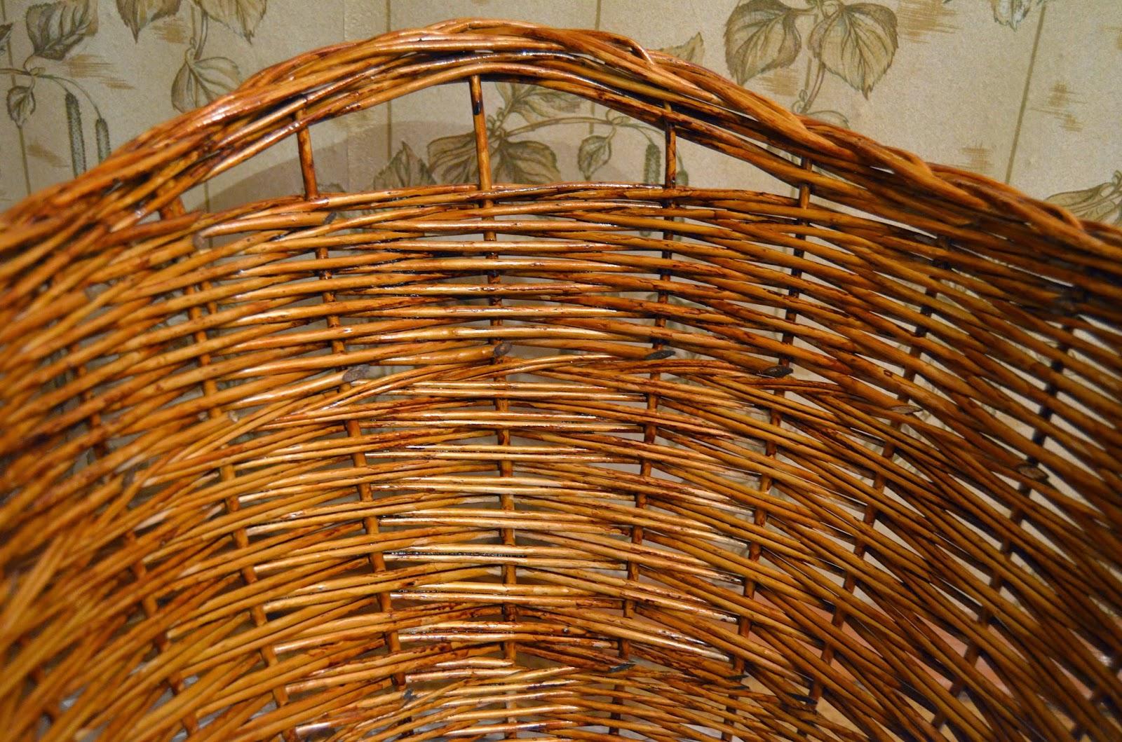 Как сделать плетеные корзины своими руками 66