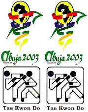 ABUJA 2003 EMBLEM OF 8TH ALL AFRICA GAMES