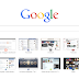 Laman permulaan Google Chrome dikemaskini