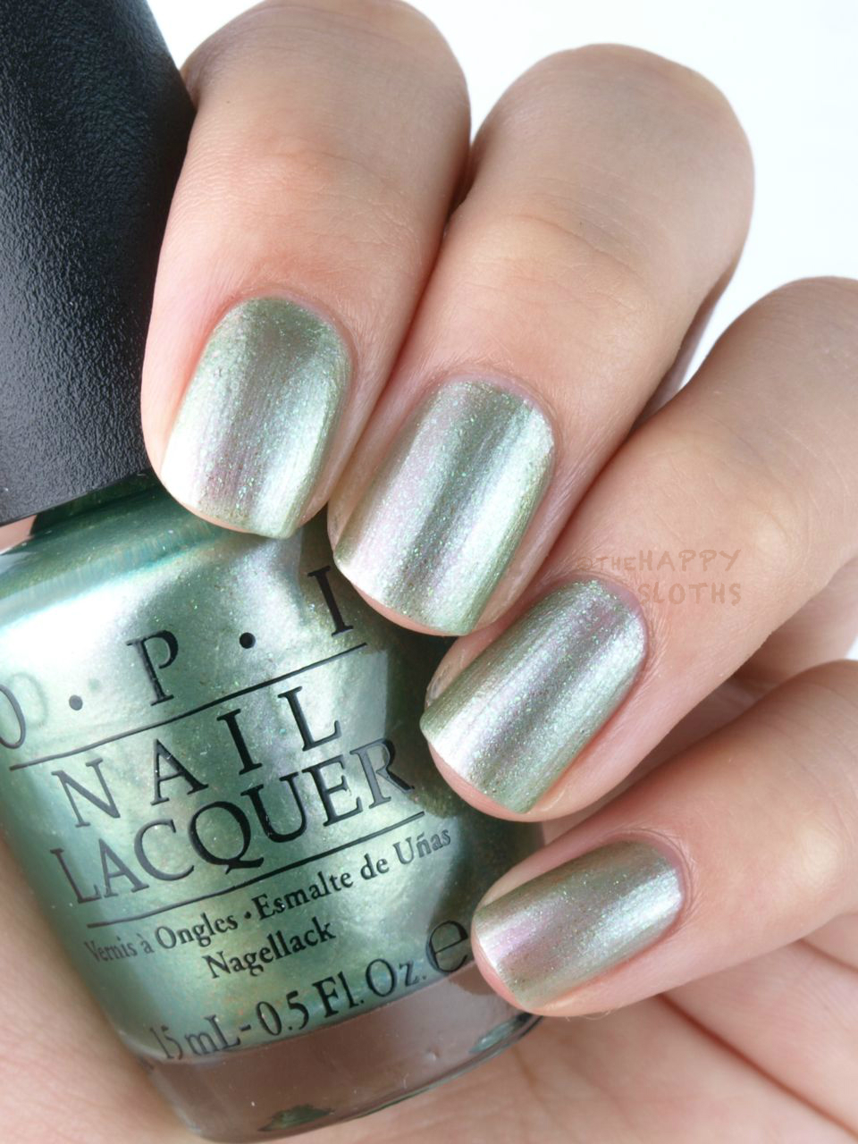 "OPI Coca Cola 2015 Two to Celebrate Set in ""Visions of Georgia Green"" & ""Centennial Celebration: Review and Swatches"