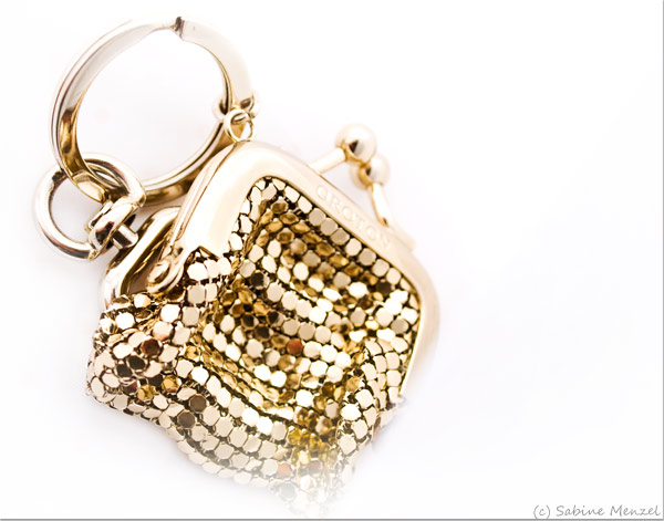 Psynopsis MyFavouriteThings Oroton Gold Purse