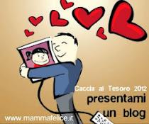 Caccia a l tesoro 2012 di Mamma Felice
