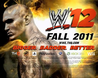 WWE'11 Wallpaper