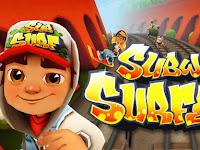Game Subway Surfers Android, Menantang Kecepatan Tangan Kamu!