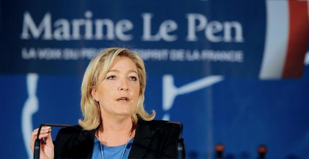 Calon Presiden Prancis Anti-Islam, Le Pen: 2017, Tahun Kebangkitan Eropa