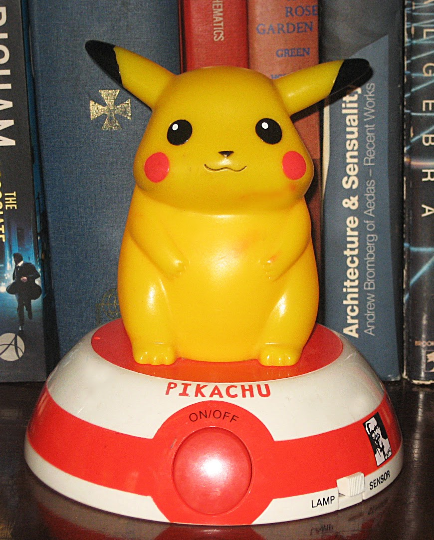 Kfc Toy Food : Percy s fast food toy stories pikachu lamp nintendo kfc