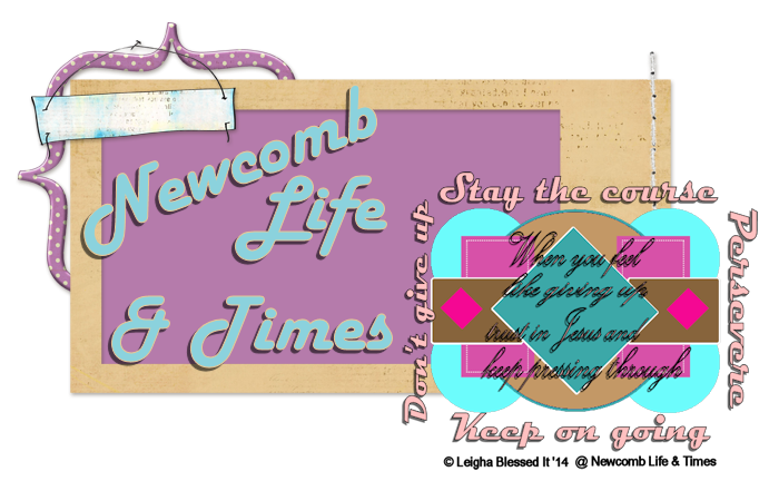 Newcomb Life & Times Devotionals