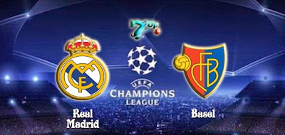 مشاهدة مباراة ريال مدريد وبازل اليوم بث مباشر 26-11-2014 Basel vs Real Madrid