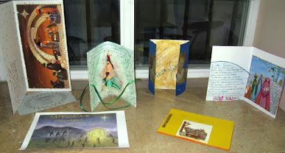 Exposición de Postales y Belenes