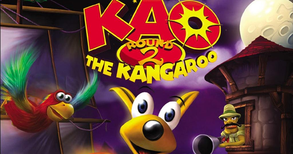 kao the kangaroo 3 download