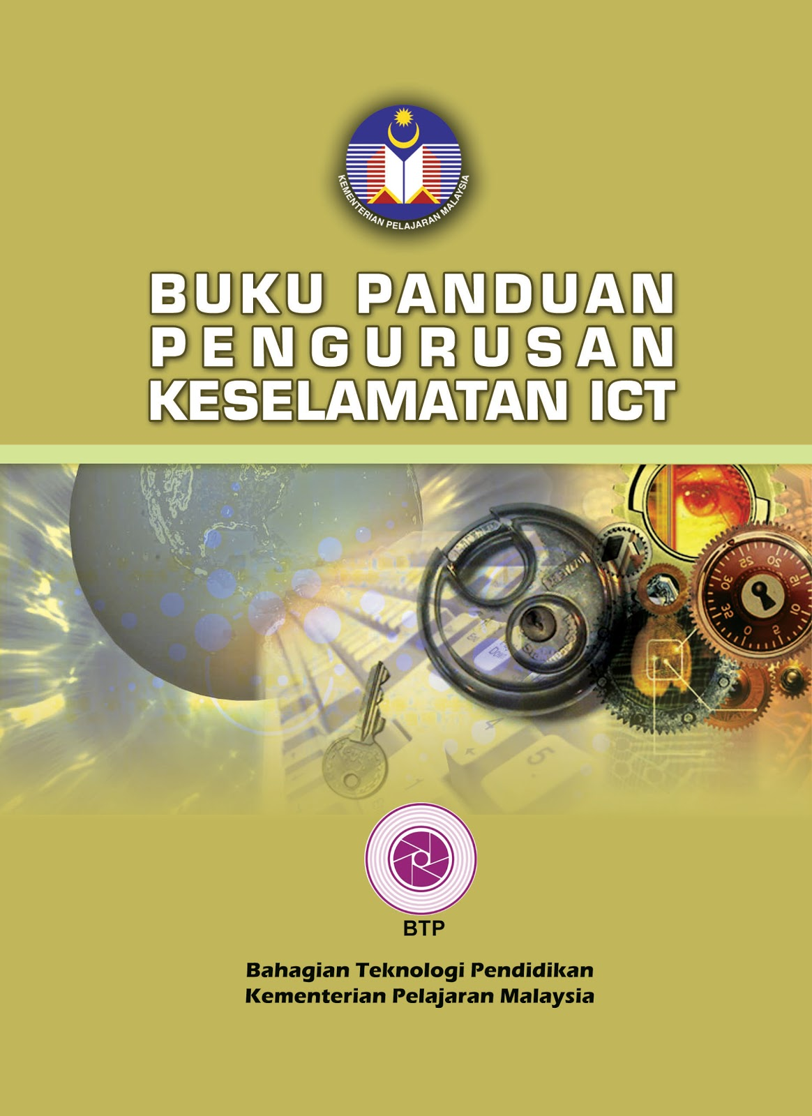 BUKU PANDUAN PENGURUSAN KESELAMATAN ICT
