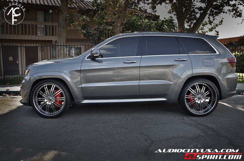 new car spirit jeep grand cherokee srt8 with ac forged wheels. Cars Review. Best American Auto & Cars Review