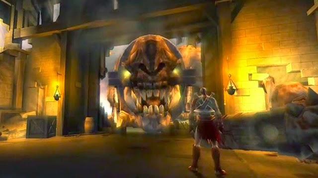 Cómo jugar a God of War: Chains of Olympus de PSP en Android