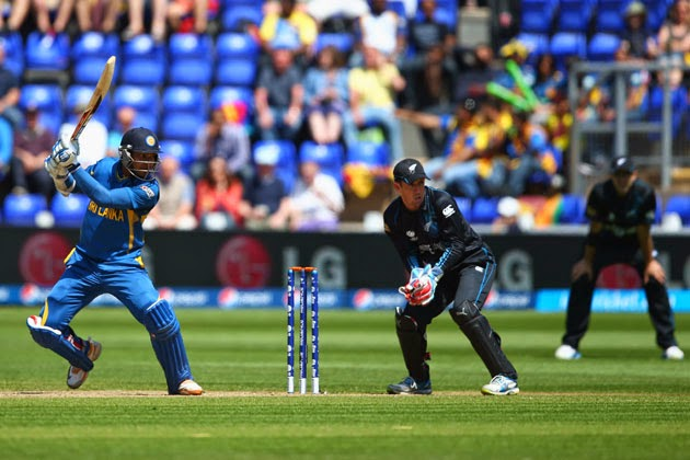 ICC T20 World Cup Sri Lanka Vs New Zealand 2014